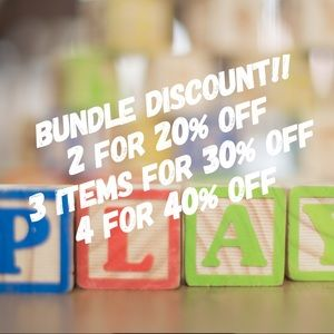 Other - Bundle Discount-KIDS items